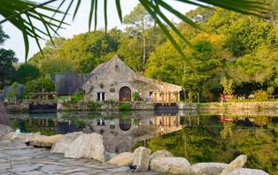 Passez un week-end d'exception avec dîner,soins et accès spa dans un hôtel de charme près de Lorient