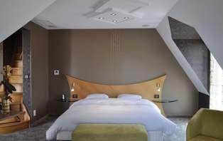 Relaxweekend in een superior suite in het Normandische coulisselandschap