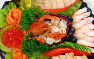 Week-end gastronomique en chambre avec vue sur la mer