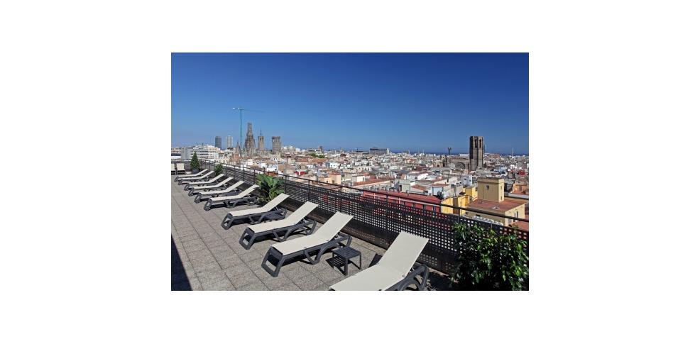 H tel citadines ramblas barcelona h tel de charme barcelone - Hotel de charme barcelone ...