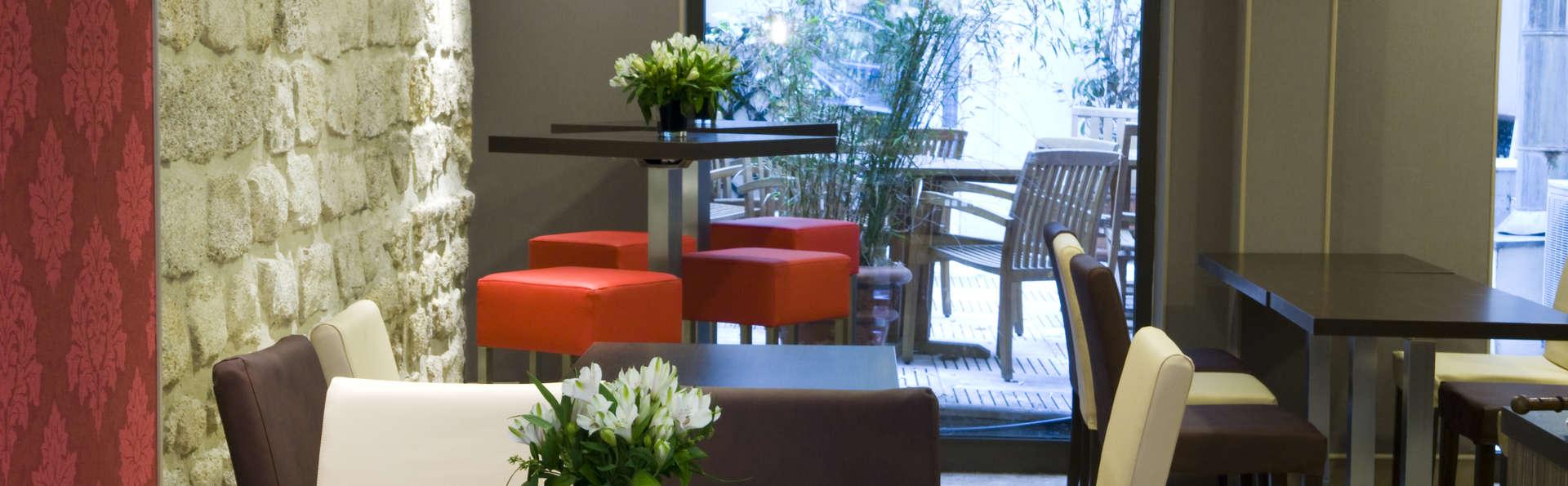 Timhotel odessa montparnasse h tel de charme paris for Paris hotel de charme