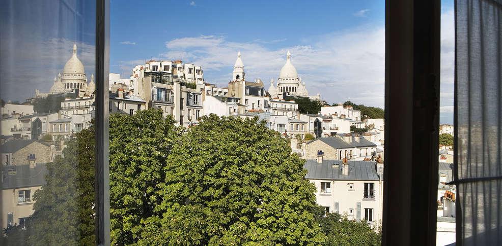 Timhotel montmartre h tel de charme paris for Reservation hotel a paris gratuit