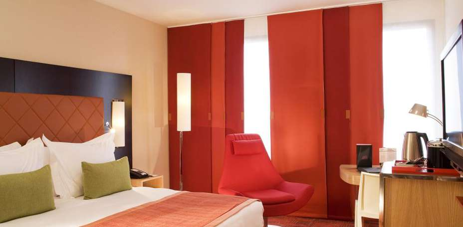 Radisson Blu Toulouse Airport - Chambre standard