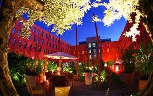 Speciale aanbieding: ontspanningsweekend met diner in een suite in Toulouse