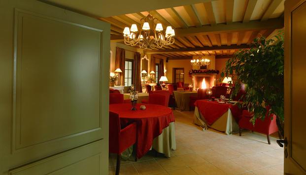 Week-end gastronomique en Chambre deluxe � Courban