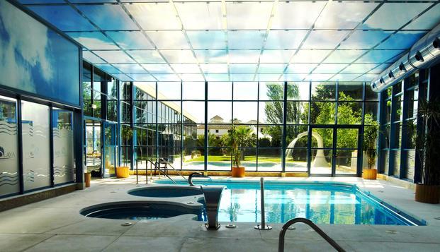 Escapada relax: Spa rodeado de jardines en Antequera en Weekendesk por 69.00€