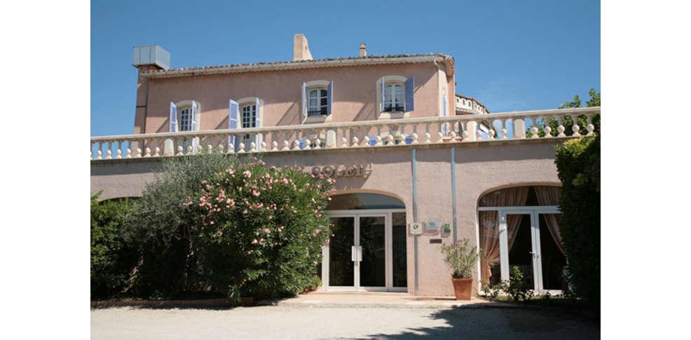 H tel relais du silence le mas du soleil h tel de charme - Hotel le mas du soleil salon de provence ...
