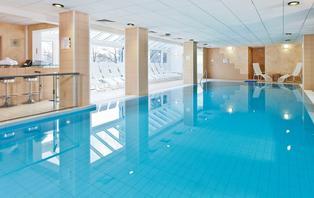 Wellnessweekend met massage in een executive kamer in Spa