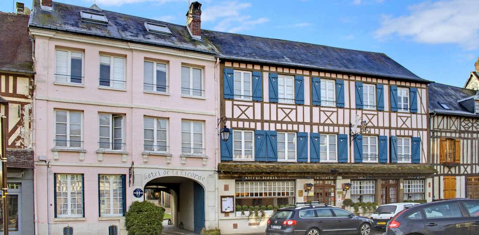Hotel De Charme Lyons La Foret