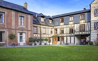 Weekend in een suite in Lyons-la-Forêt