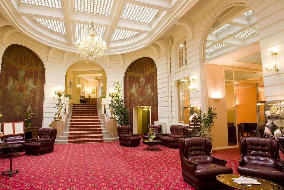 Oceania Hotel de France Nantes - Hotel_de_France_Hall.jpg