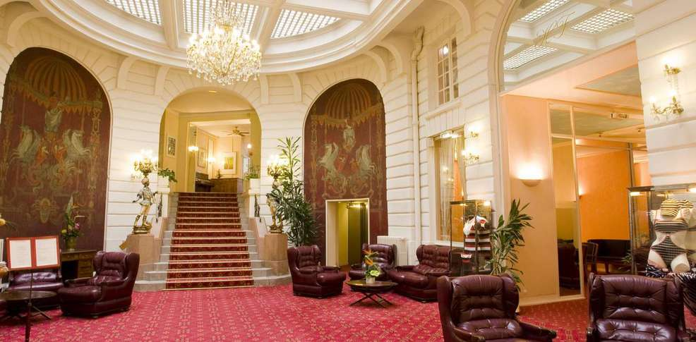 Oceania hotel de france nantes h tel de charme nantes for Hotel france nantes