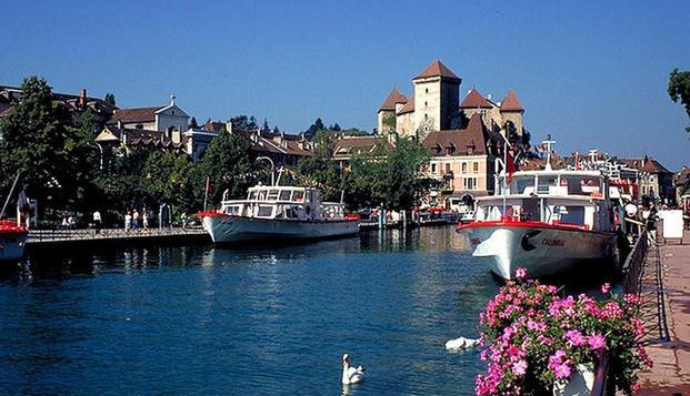 Week-end romantique avec d�ner-croisi�re sur le lac d'Annecy