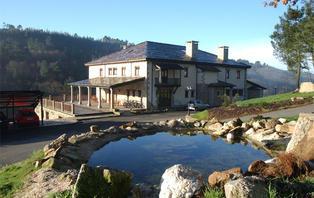 Escapada Relax con acceso al circuito termal en Río Pambre