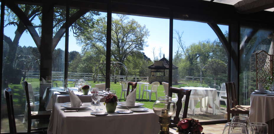 Manoir du Grand Vignoble - Restaurant