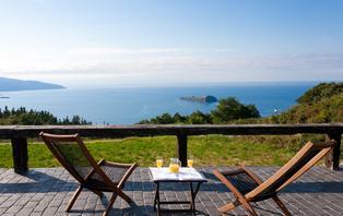 Week-end de détente avec Spa privé entre mer et montagne au Pays Basque