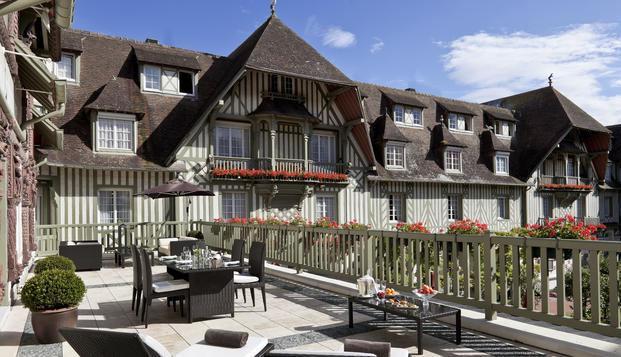 Week-end d�tente � Deauville