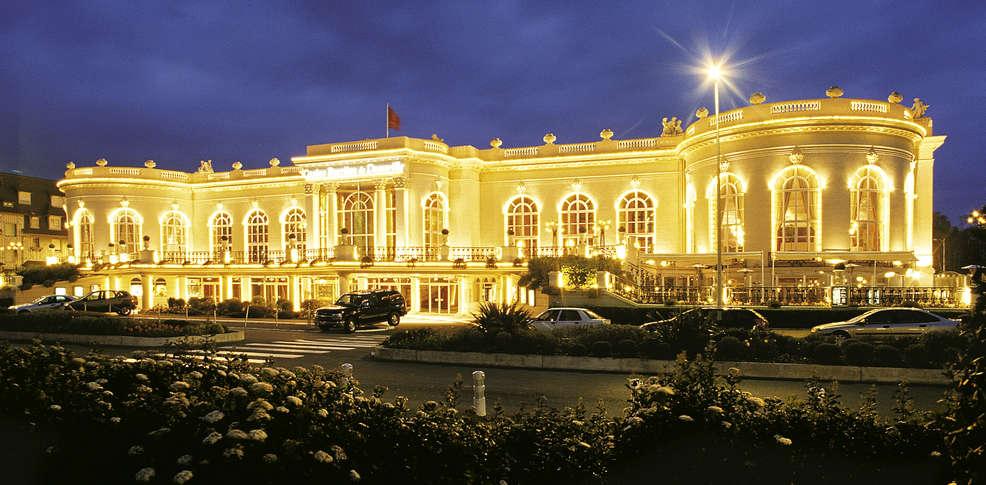 Hotel Normandy Deauville Pas Cher