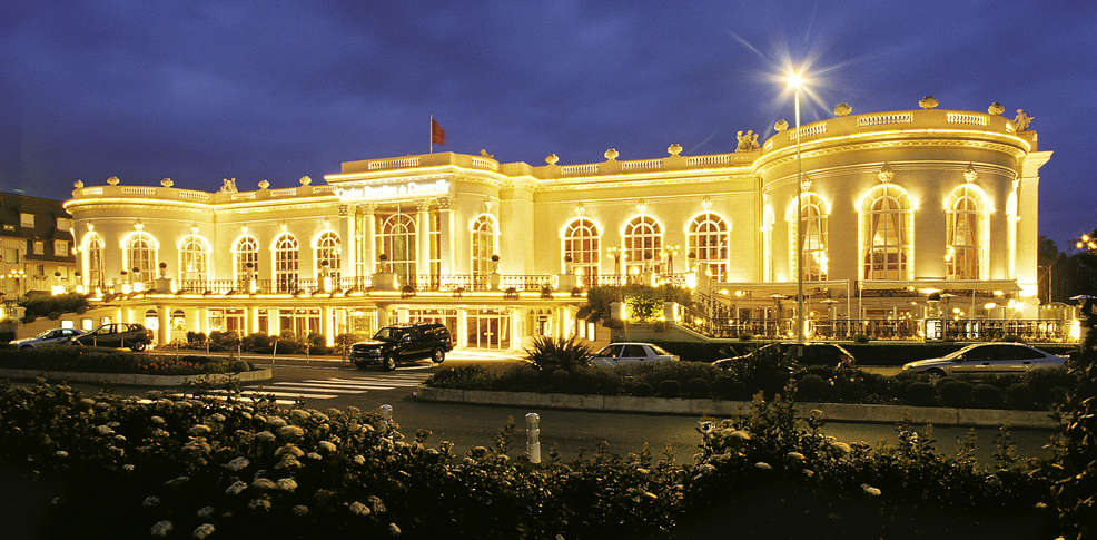 Hotel Booking Deauville