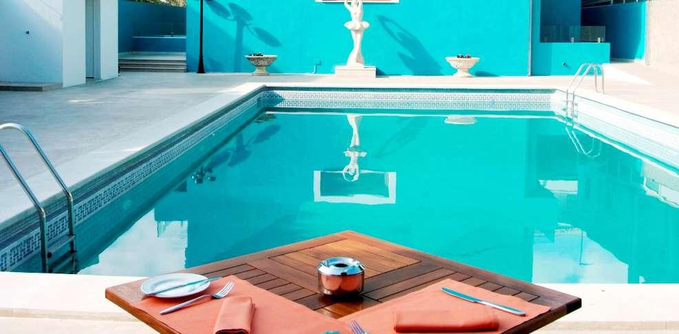 H tel ur portofino h tel de charme palma de mallorca - Prix piscine exterieure ...