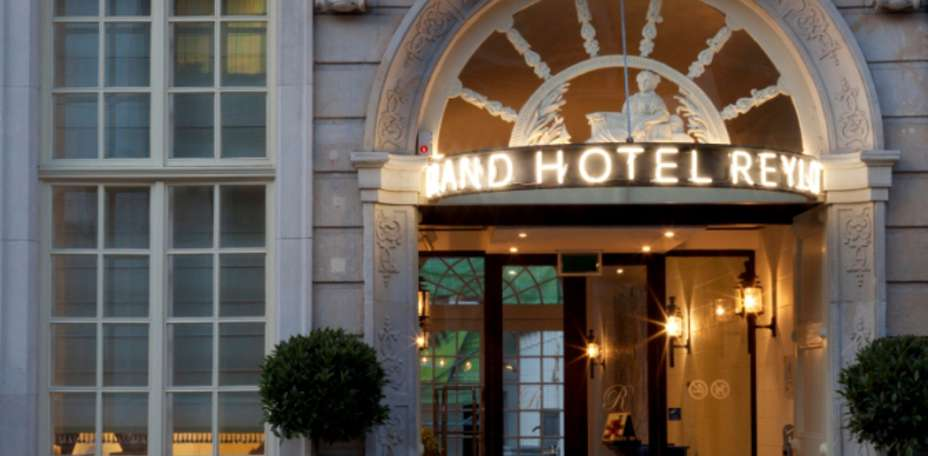 Sandton Grand Hotel Reylof Gent - 