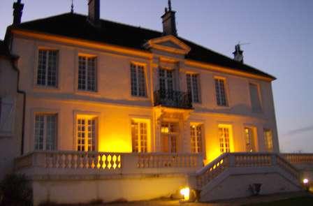 Week-end d'exception avec dîner dans un Château champenois