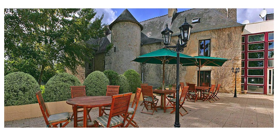 Manoir de Kerdrean -