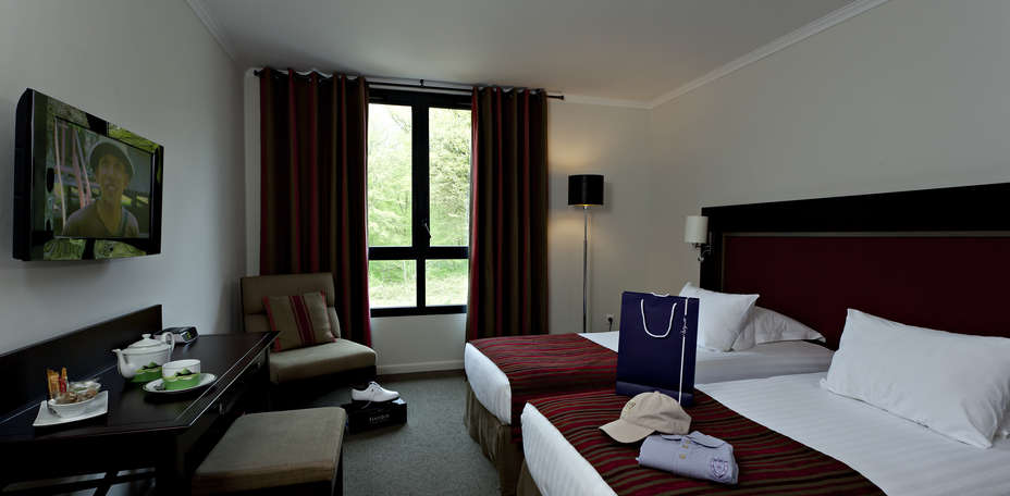 Htel du Golf Saint Omer - Chambre classique ou charme