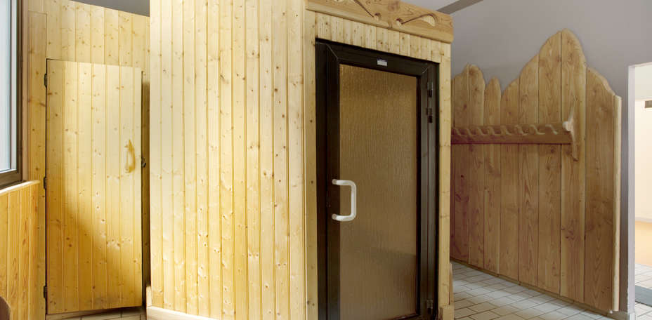 Mercure Sensoria Saint Lary Soulan - Sauna
