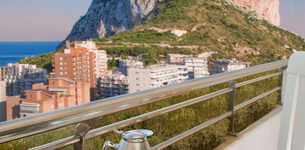 Hotel SH IFACH - Vista del hotel