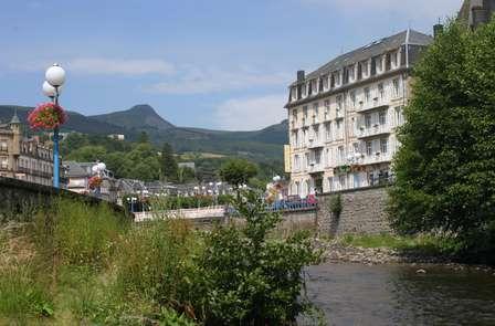 Week-end au cœur des volcans d'Auvergne
