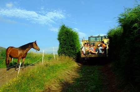 Especial Familias: Escapada a la granja en Asturias