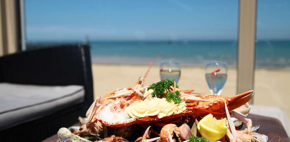La cr maill re c t mer et h tel c t jardin h tel de charme courseulles sur mer 14 - La cremaillere cote mer et hotel cote jardin ...