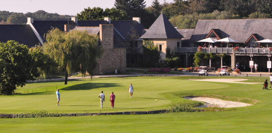Saint-Malo Hôtel Golf et Country Club -