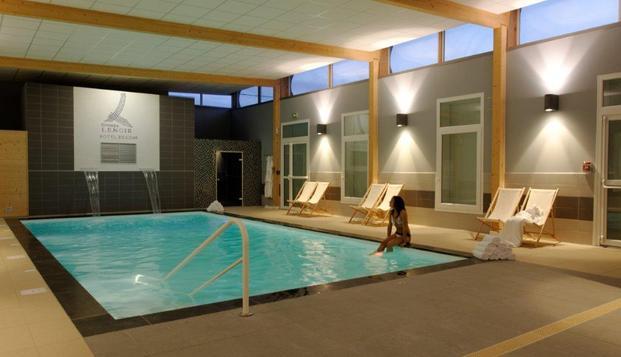 Week end bien tre au bord de la mer sur la c te d 39 opale for Hotel piscine interieur