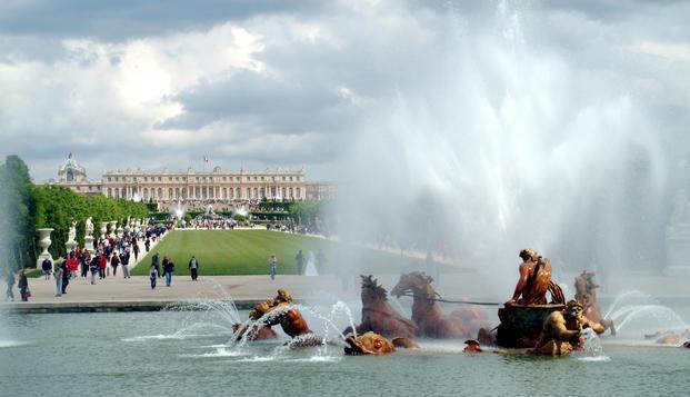 Week-end d�couverte avec entr�e pour le spectacle Les Grandes Eaux de Versailles