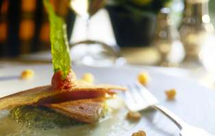 Week-end grasse matinée sous la couette avec dîner gastronomique et brunch à Amboise