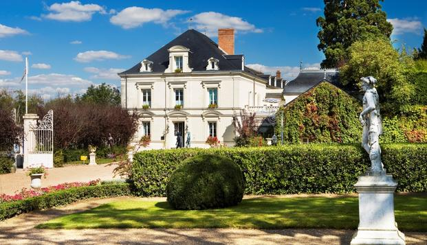 Week-end de luxe dans la vall�e de la Loire