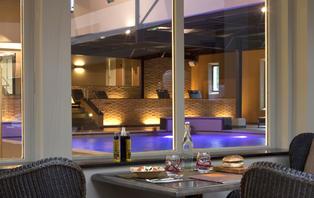 Séjour détente avec accès spa, bain hydromassant sensoriel et dîner à la Roche Posay