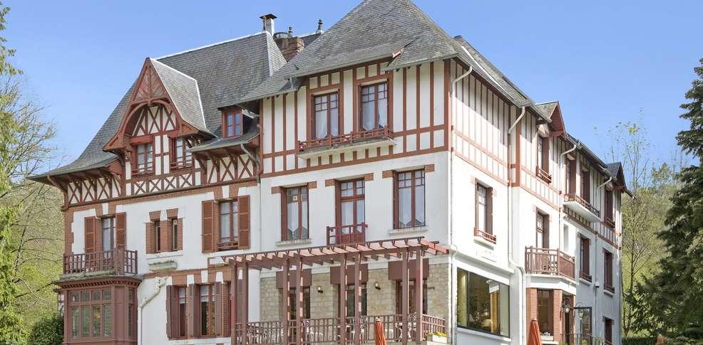 Hôtel Bois Joli, hôtel de charme Bagnoles de lOrne (61)