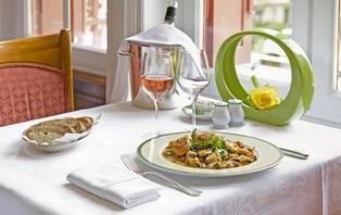 Weekend met 4-gangen diner in Bagnoles de L'Orne