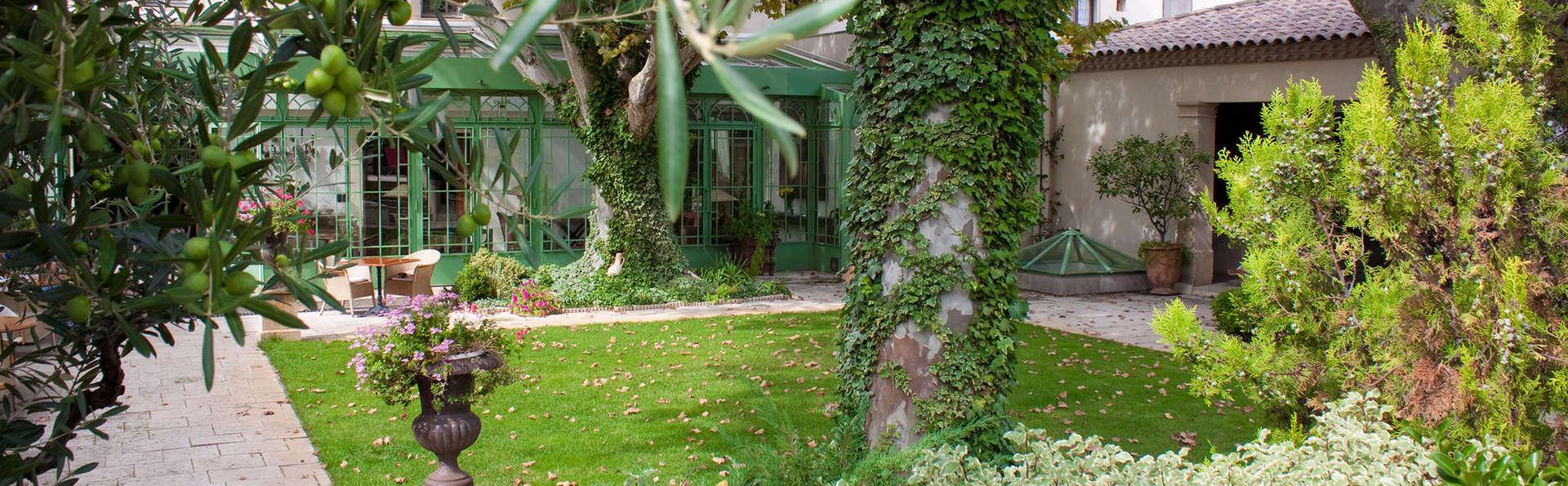 Week end dans nos r gions aigues mortes partir de 205 for Jardin mazarin