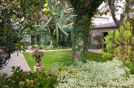 Week-end en chambre prestige dans un hôtel de charme à Aigues Mortes