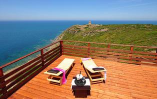 Week-end détente  sous le soleil de la Sardaigne