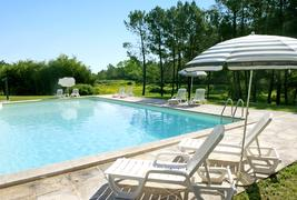 Manoir du Grand Vignoble - Piscine