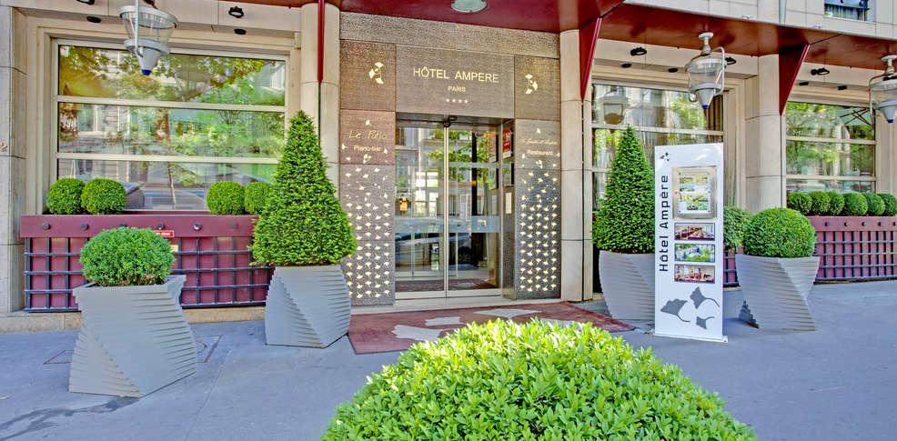 Hotel Ampere Paris