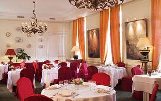 Offre spéciale: Week-end avec dîner à 1 heure de Beaune