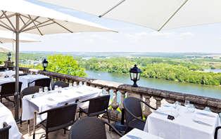 Week-end détente avec dîner bistronomique près de Giverny