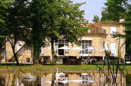 Week-end de charme dans un château néoclassique du XIX à Bordeaux