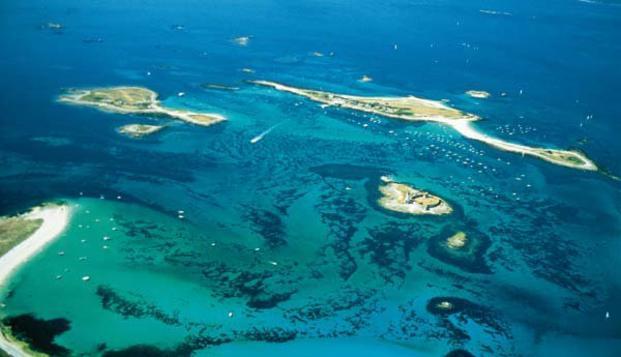 Week-end � la mer pr�s de B�nodet